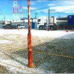 ★成約いたしました。★営業おすすめ物件 市川市原木4丁目 約133.4坪 原木インター約1.1㎞ 車両置場・資材置場に最適!